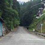 仁田山峠[名栗]~禍々しさと清々しさが同居する不思議な峠