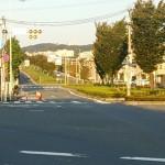 尾根幹:稲城~くじら橋~杜の一番街