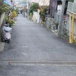 平山苑の坂