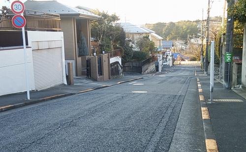 20141228-桜ヶ丘東通2